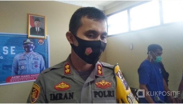 Kapolresta Padang AKBP Imran Amir