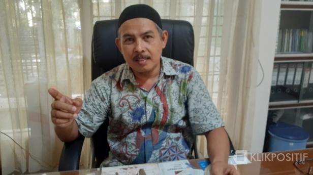 Kepala Pelaksana Harian UPZ Baznas Semen Padang Muhammad Arif.