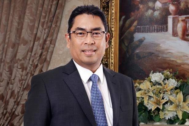 Direktur Utama PT Semen Padang, Yosviandri