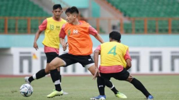 Gelandang serang Lincoln City U-18 yang juga pemain Timnas Indonesia U-19, Jack Brown.