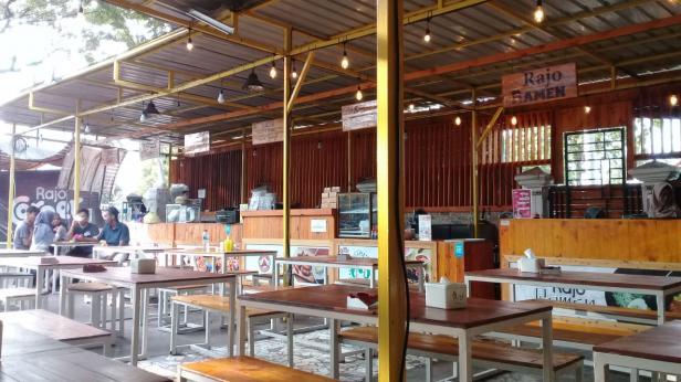 Kafe Rajo Corner