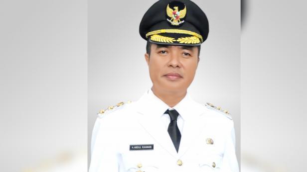 Plt. Bupati Solok Selatan Abdul Rahman