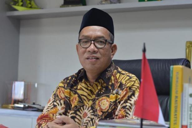 Direktur KSKK Madrasah Kemenag A.Umar