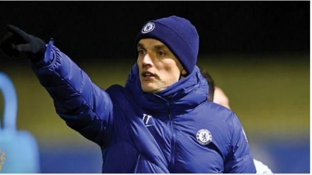 Thomas Tuchel langsung memimpin sesi latihan Chelsea usai resmi ditunjuk sebagai pelatih baru klub