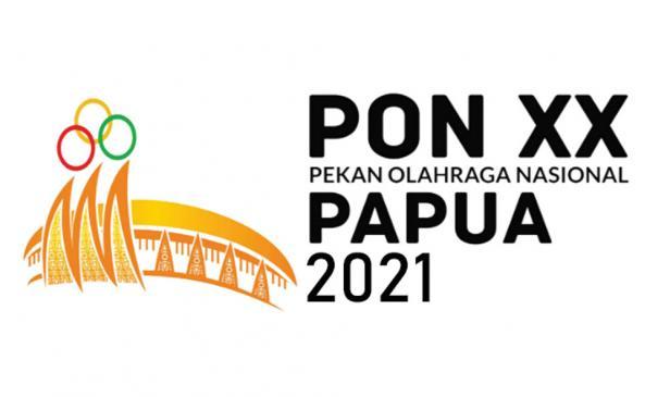 Logo PON 2021 di Papua