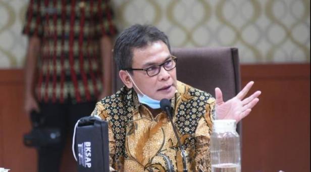 anggota DPR dari Komisi III DPR Johan Budi