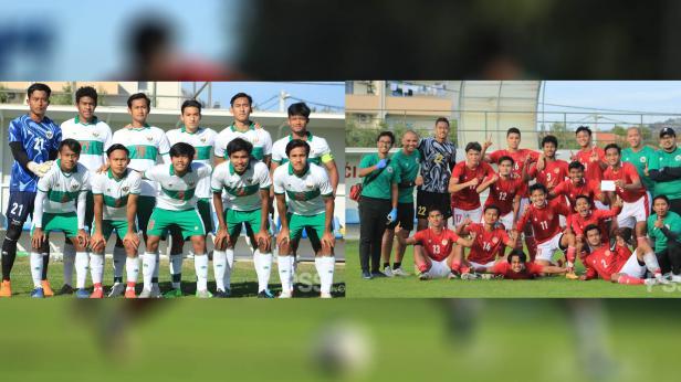Internal game tim merah dan putih