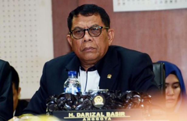 Anggota Komisi I DPR RI Darizal Basir.