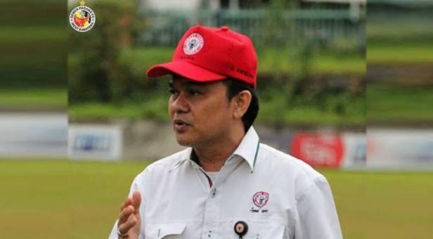 CEO Semen Padang FC Hasfi Rafiq