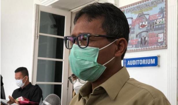 Gubernur Sumatera Barat dua periode Irwan Prayitno