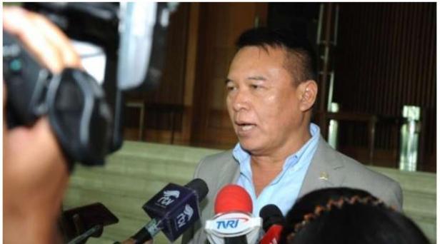 Anggota Komisi I DPR, TB Hasanuddin.