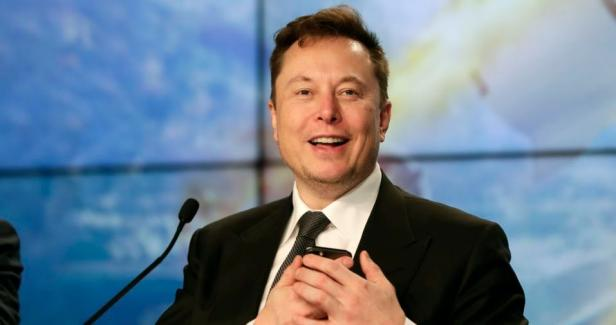 Pendiri perusahaan mobil listrik Tesla, Elon Musk