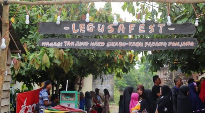 Legusa Festival untuk kali kedua kembali digelar