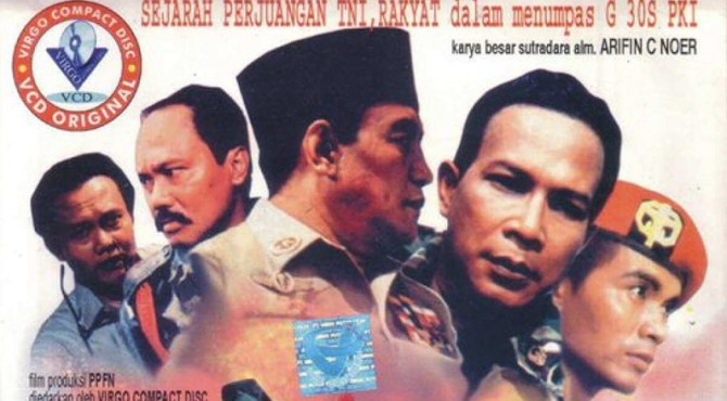 Poster Film G30S/PKI