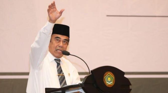 Menteri Agama Kabinet Indonesia Maju, Jenderal (Purn) Fachrul Razi
