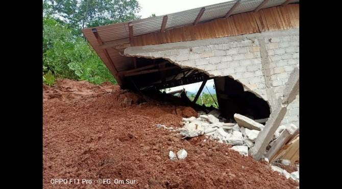 Bajir dan longsor di Solok Selatan