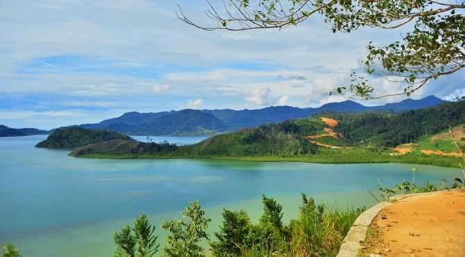 Objek Wisata Mandeh, Pesisir Selatan