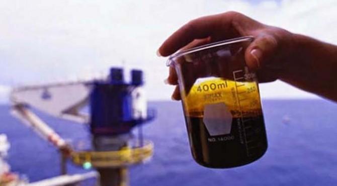 Harga minyak dunia kembali turun