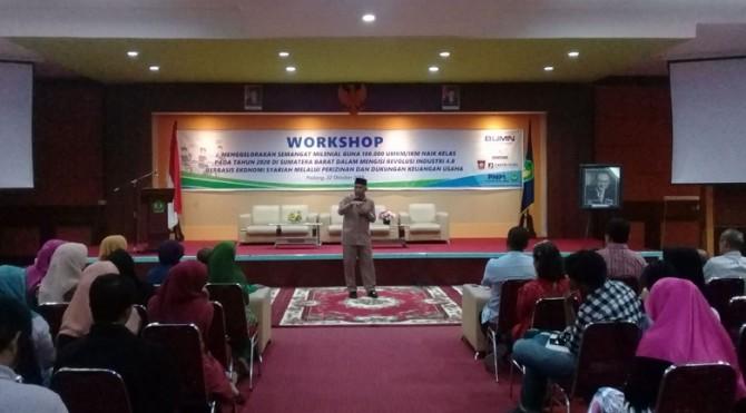 Walikota Padang Mahyeldi Ansharullah