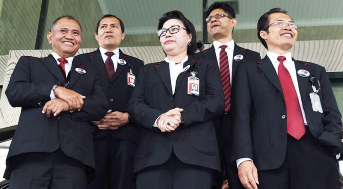 Pimpinan Komisi Pemberantas Korupsi