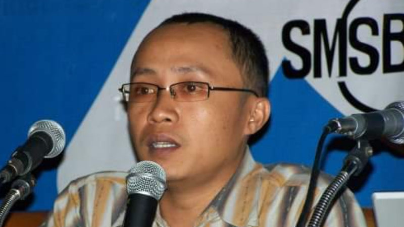 Pengamat Politik UIN Iman Bonjol Padang Muhammad Taufik