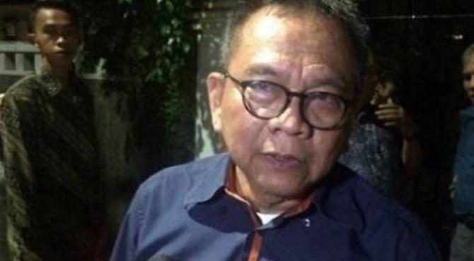 Ketua DPD Partai Gerindra M. Taufik