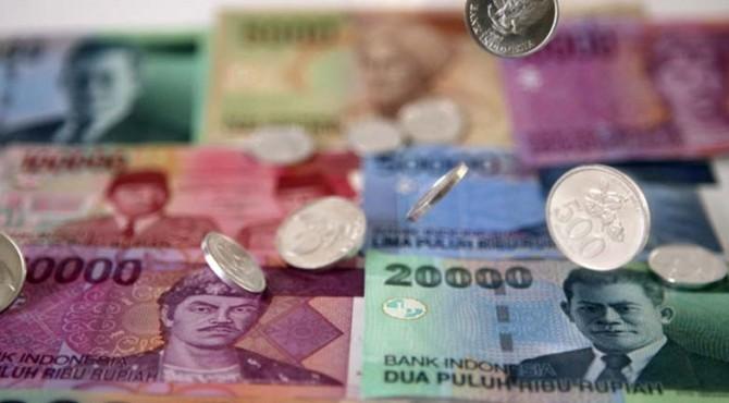 Nilai tukar rupiah menguat 10 poin menjadi Rp13.125