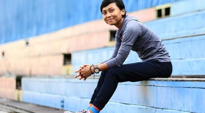 Eni Rosita merupakan pelari nasional wanita Indonesia, dengan berbagai prestasi yang tak perlu diragukan lagi.