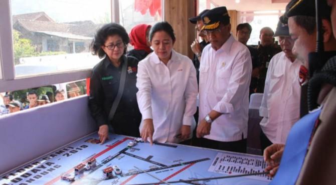 Menhub memprediksi jalur selatan Jawa seperti Nagreg, Tasikmalaya, dan Garut akan lebih lengang daripada jalur yang lain