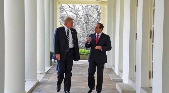 Mesir menarik diri dari upaya AS untuk menempa NATO Arab dengan sekutu-sekutu utama Arab