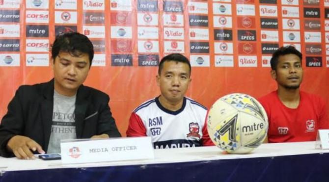pelatih tim Madura United, Rasiman