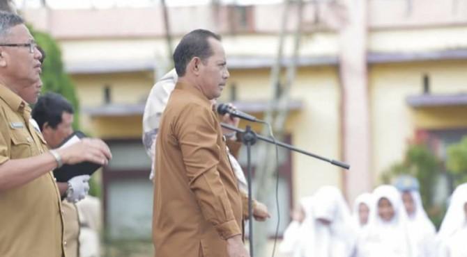 Wawako Solok, Reinier sosialisasikan Perda Pekat.