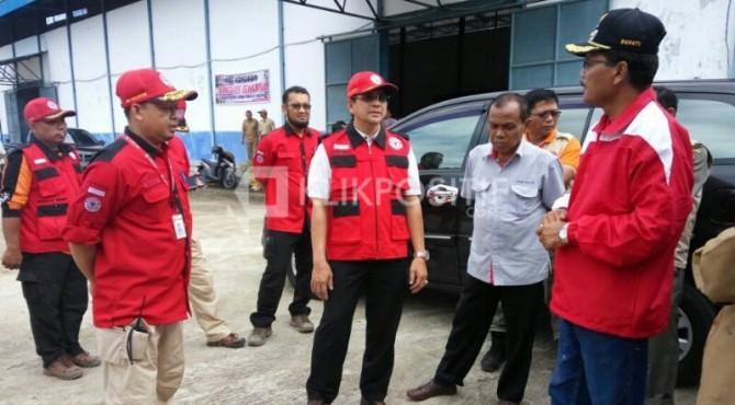 Kunjungan Dirut PT. Semen Padang, Benny Wendry ke Kabupaten 50 kota