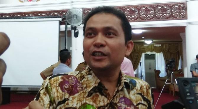 Ketua Komisi Informasi Pusat, Hendra J Kede.