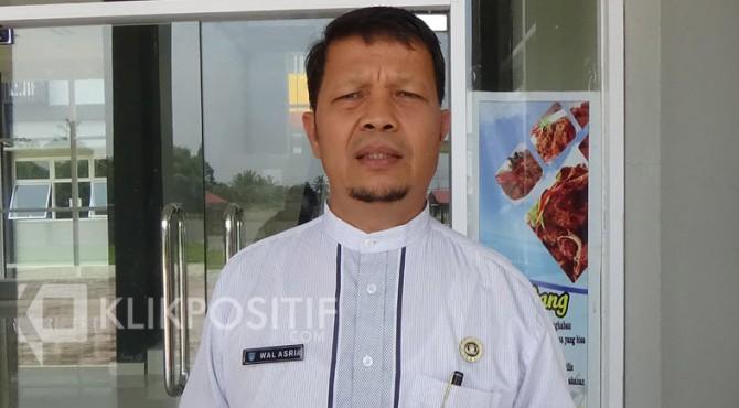 Kepala Dinas Tenaga Kerja dan Perindustrian Payakumbuh, Wal Asri