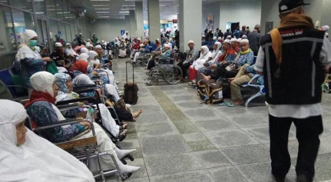 Daker Bandara mencatat total sudah ada 272 kloter dengan 109.136 jemaah dan 1.360 petugas kloter yang sudah kembali ke nusantara.