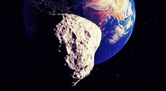 Asteroid QQ23