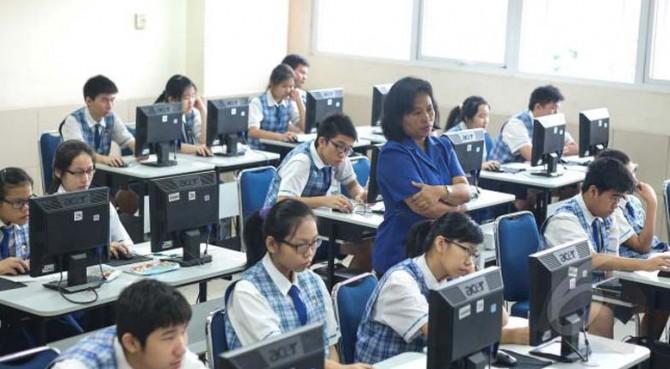 Gubernur NTT Harap Petugas PLN Berada di Sekolah-sekolah Pelaksana UNBK