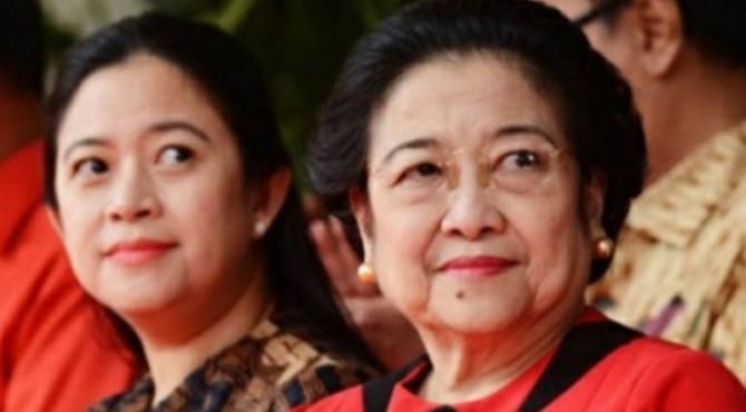 Puan Maharani dan Megawati