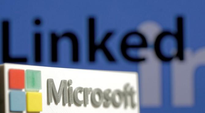 Microsoft dan LinkedIn