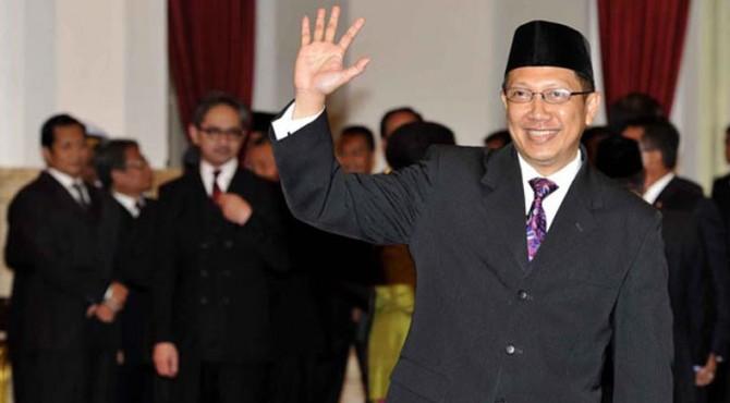 -Menteri Agama Lukman Hakim Saifuddin