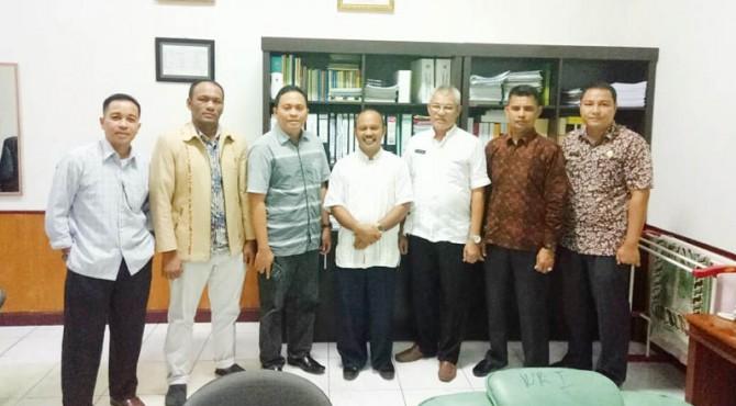 Anggota DPRD Pasaman foto bersama