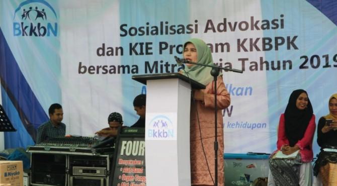 Anggota Komisi IX DPR RI, Betti Shadiq Pasadigoe