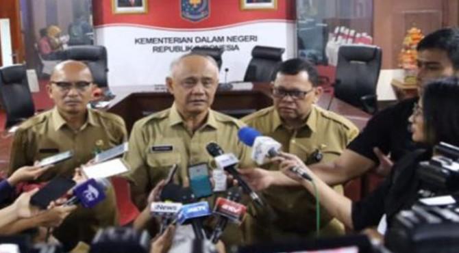 Direktur Jenderal Bina Pemerintahan Desa Kemendagri, Nata Irawan
