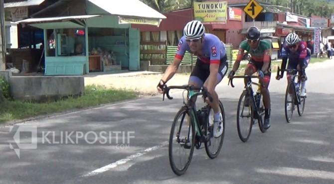 Pebalap etape III TdS 2019.