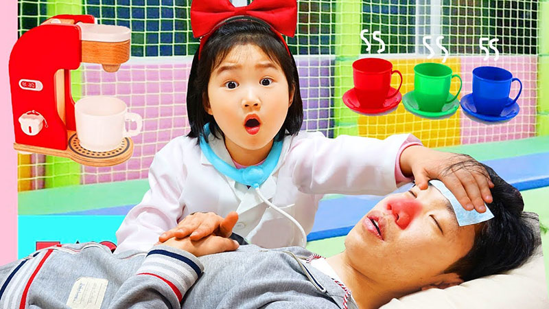 Boram, gadis kecil yang berusia 6 tahun itu merupakan bintang YouTube top Korea Selatan yang memiliki lebih dari 31 juta pelanggan.