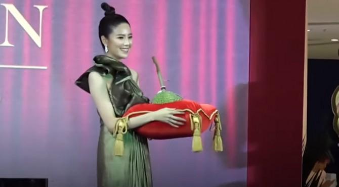 Durian Kanyo yang terjual seharga Rp680 juta.