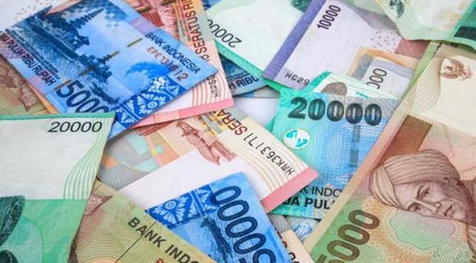Nilai tukar rupiah naik dua poin menjadi Rp13.197 per dolar AS