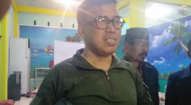 Anggota Dewan Perwakilan Daerah (DPD) RI asal Sumatera Barat, Alirman Sori