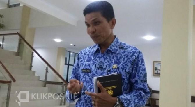 Kepala DLH Kota Payakumbuh, Dafrul Pasi.